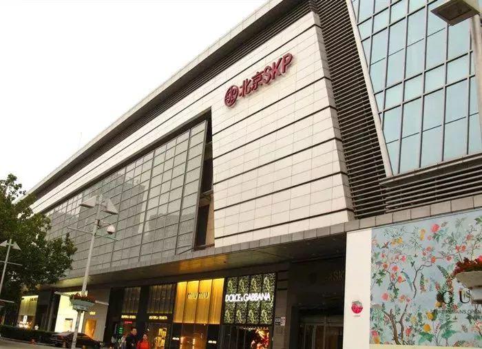 罗曼进驻北京百货
