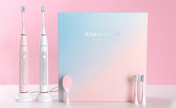 罗曼T10电动牙刷