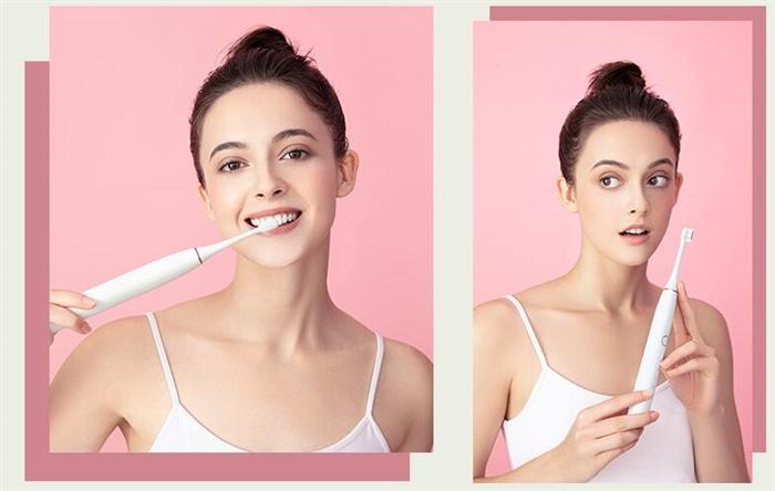声波电动牙刷